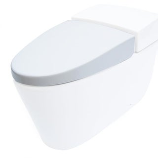 Eago R-340SEAT Replacement Elongated Toilet Seat for TB340