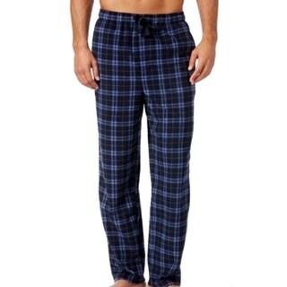 Perry Ellis NEW Navy Blue Black Mens Size XL Lounge Pants Sleepwear