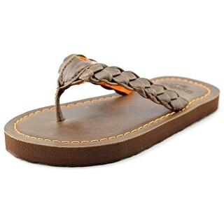 Osh Kosh Jared 2 Open Toe Synthetic Flip Flop Sandal