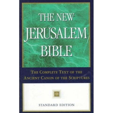 New Jerusalem Bible - Henry Wansbrough