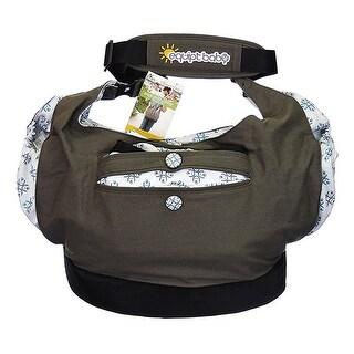 EquiptBaby Anacapa Gray Nappy Bag Diaper Bag