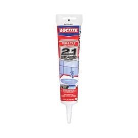 LOCTITE 5.5Oz Wht Tub&Tile Caulk