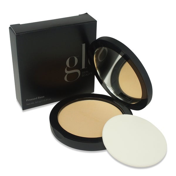 Glo Skin Beauty Pressed Base - Honey Medium .31 Oz