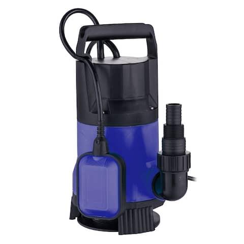 1100W 16000L/H Plastic Water Submersible Pump