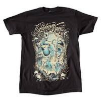 Parkway Drive Kraken T-Shirt - Medium - Black