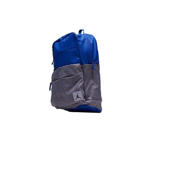 Nike Jordan Pivot Colorblocked Classic School Backpack Black