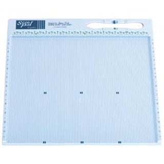 ".125"" Space Grooves - Scor-Pal Eights Measuring & Scoring Board 12""X12"""