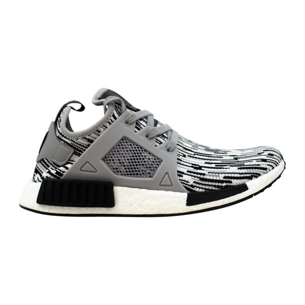 0a7cd246f9c7f Shop Adidas NMD R1 Pk Black Grey-White BY1910 Men s - Free Shipping ...