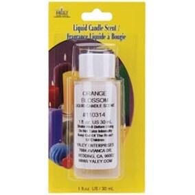 Orange Blossom - Liquid Candle Scent 1Oz Bottle