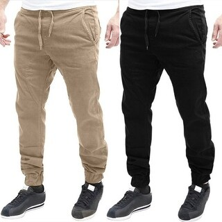 Men Casual Sport Sweat Pants Training Baggy Jogging Slim Trousers Soft Gift