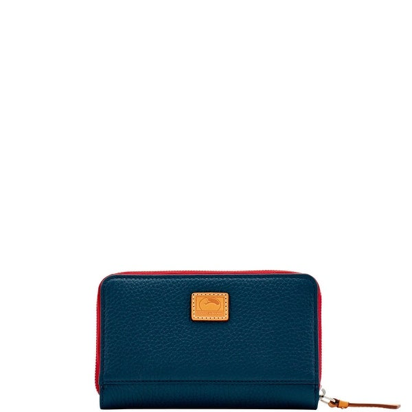 Dooney & Bourke Patterson Leather Zip Around Organizer (Introduced by Dooney & Bourke at $128 in Oct 2017)