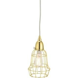 Dimond Home 225053 Gold Wire Barrel 1 Light Pendant