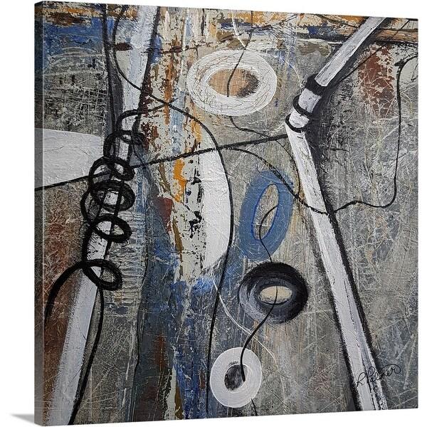 """""""Boating Anyone"""" Canvas Wall Art"""