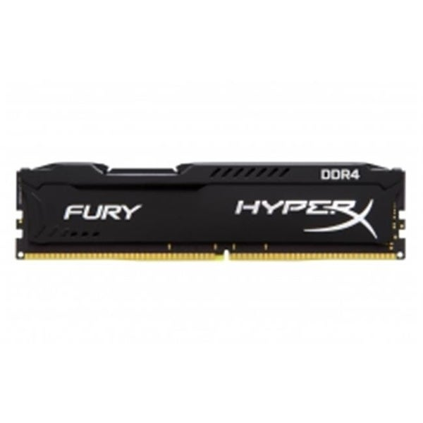 Kingston HX424C15FB2-8 8GB 2400MHz DDR4 DIMM Hyperx Fury - Black