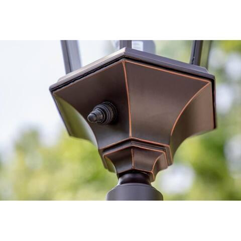 Manor Portable Post Lantern
