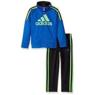 Adidas Boys 4-7 Make Your Mark Tricot Set
