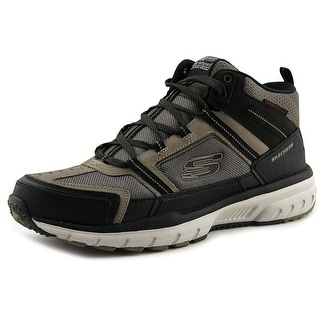 Skechers Geo-Trek - Scenic View Men  Round Toe Synthetic Black Trail Running