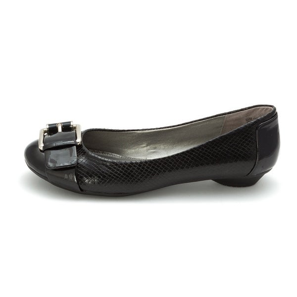 Bandolino Womens xarby Round Toe Casual Slide Sandals