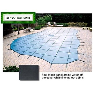 15 x30 15 Year Ultra Light Safety Cover with Right Step