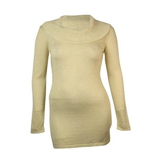 Energie Junior's Long Sleeve Cowl Neck Dress - XL