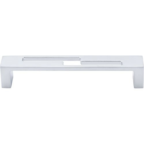 Top Knobs TK254 Modern Metro 5 Inch Center to Center Handle Cabinet Pull
