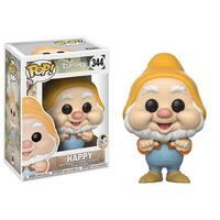 Disney Snow White Happy POP Vinyl Figure, Family Movies by Funko