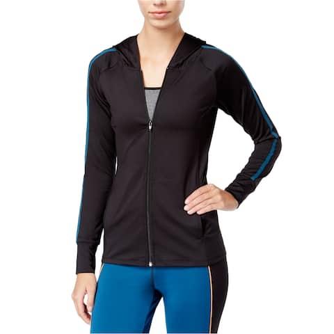 Energie Womens Active Contrast Hoodie Sweatshirt