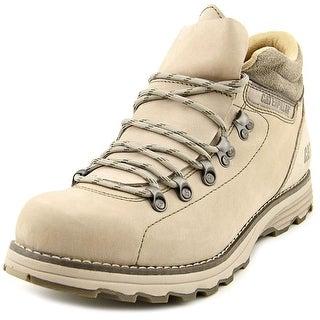 Caterpillar Peak Men Round Toe Leather Boot