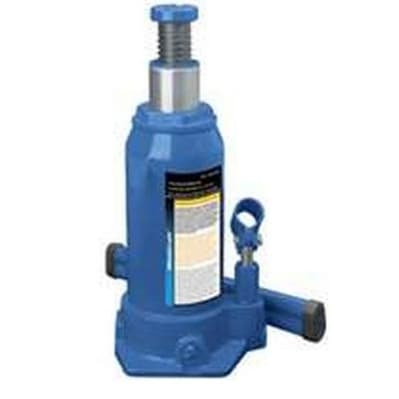 Shop Mintcraft T010720 20 Ton Hydraulic Bottle Jack, Steel - Free Shipping Today Overstock.com 20049779