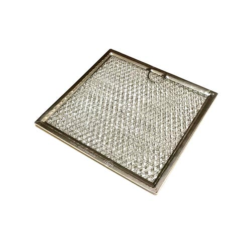 OEM GE Microwave Grease Air Filter Shipped With JNM1951DR1WW, JNM1951SR1SS