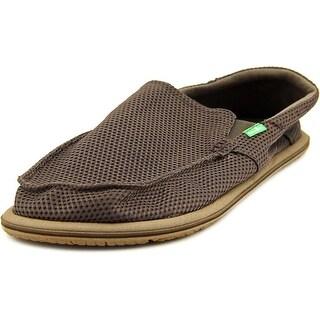 Sanuk Trailgater Mesh   Round Toe Synthetic  Loafer