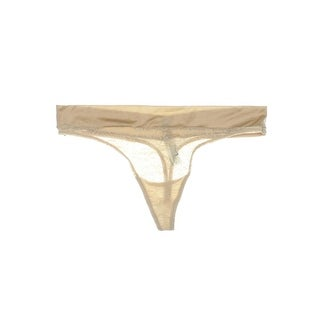 Maidenform Womens Thong Panty Smooth Sheer - S