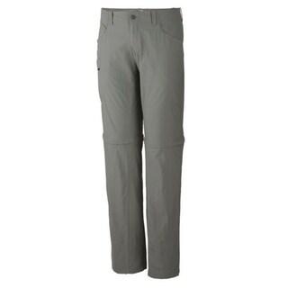 Mountain Hardwear Mesa Convertible Pants V2, Mens - Titanium - 38/32