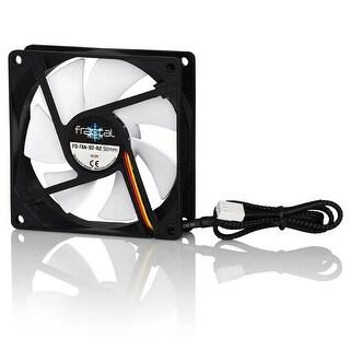 Fractal Design Silent Series R2 Black 92mm 3-Pin Cooling Fan (FD-FAN-SSR2-92)