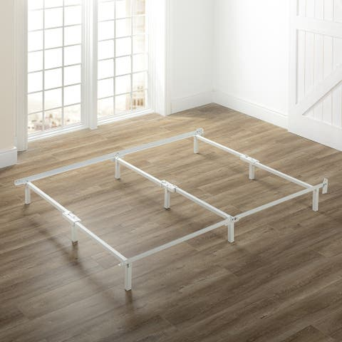 Priage by ZINUS Metal Compack Bed Frame