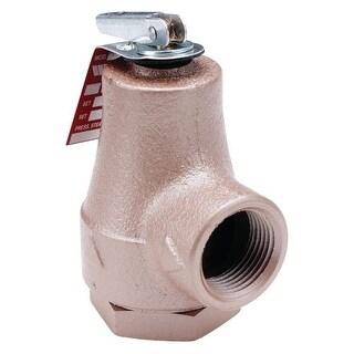 """Watts 358553 374A-030 3/4"""" Boiler Relief Valve"""