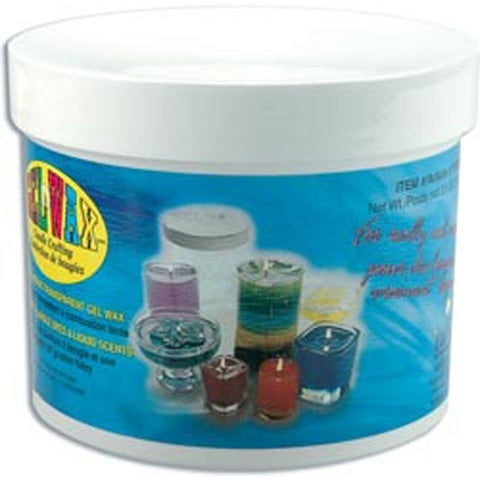 Clear - Gel Wax Candle Crafting 23Oz