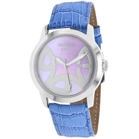 Roberto Bianci Women's Amadeus RB18584 Mother of Pearl Dial watch