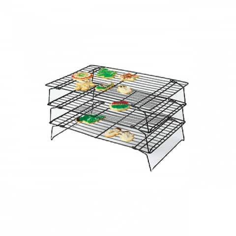 Wilton 2105-6815 Perfect Results Three Tier Cookie Cooling Rack