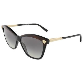 Versace VE4313 518011 Black/brown Butterfly sunglasses