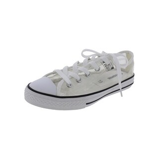 Converse Girls Casual Shoes Low Top Clear