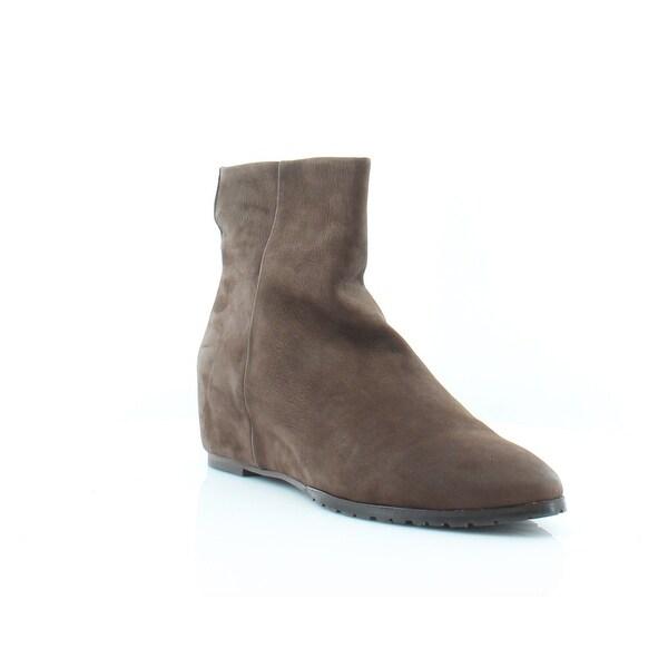 Pelle Moda Portia Women's Boots Chocolate - 10