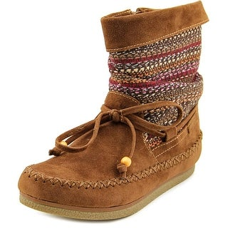 Rocket Dog Venise Round Toe Canvas Winter Boot