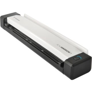 Visioneer Scanners RW3-WU Visioneer RoadWarrior RW3-WU Sheetfed Scanner - 600 dpi Optical - 24-bit Color - 8-bit Grayscale -