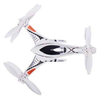 Costway Gyro RC WIFI FPV Quadcopter W/ LED Light &HD Camera
