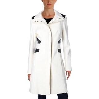 Via Spiga Womens Maxi Coat Fall Wool
