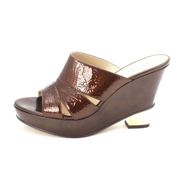 Tahari Womens flopsi Open Toe Casual Slide Sandals - 8