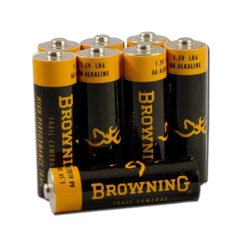 Browning AA Alkaline Batteries AA batteries