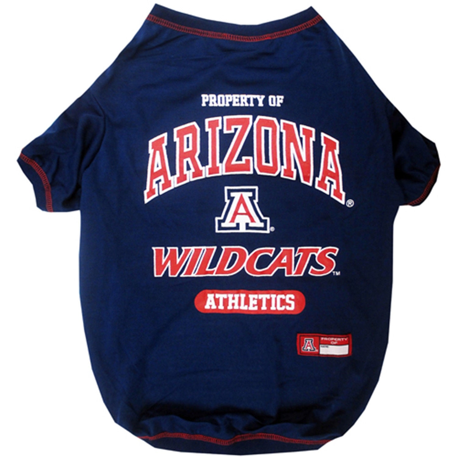 c8575a70b86 Shop Pets First NCAA Tee Shirt for Dogs and Cats - Licensed. - Free  Shipping On Orders Over $45 - Overstock - 22869184