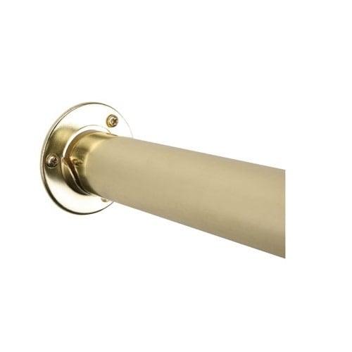 Shop John Sterling Bc 0039 3 Closet Pole Sockets Brass Plated